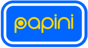 Papini logo colour no r