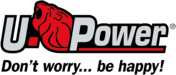 U power logo dontworrybehappy