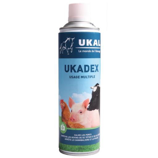 Bombe spray Ukadex