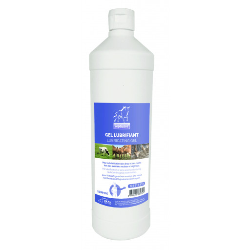 Gel lubrifiant 1000 ml SEPTICARE