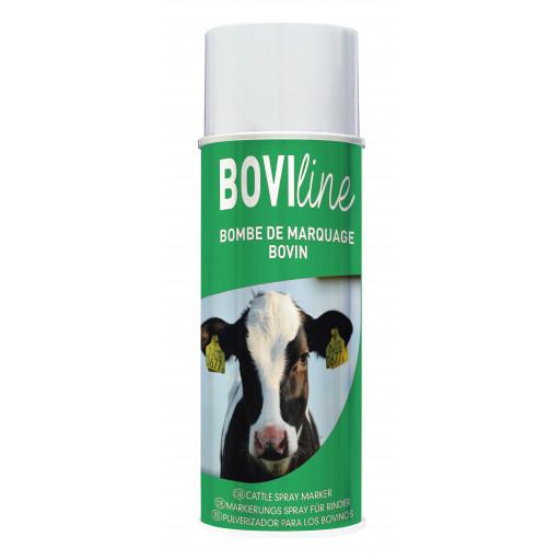 Bombe à marquer Bovi-Line vert 500 ml