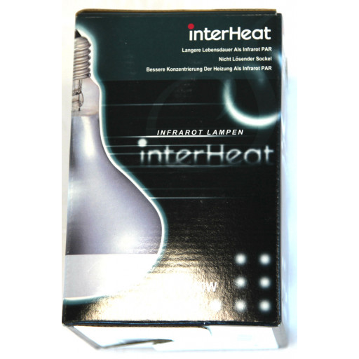 Ampoule Infrarouge Interheat, 150 W