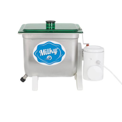 Baratte à beurre électrique 10 litres - MILKY