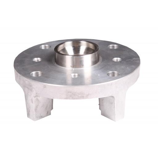 Bride Aluminium-Inox pour moteur