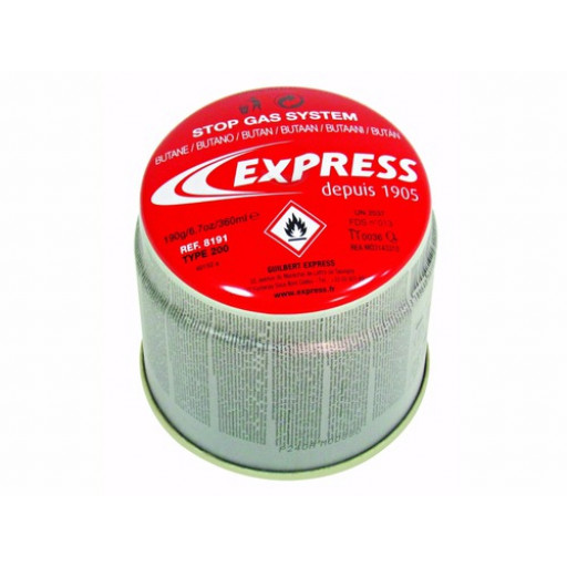 Recharge Gaz Express