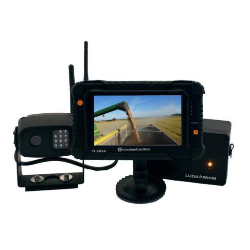 Caméra pour Machines Agricoles