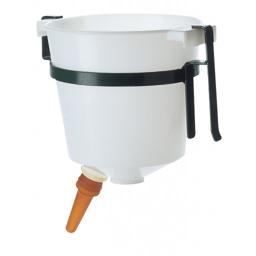 Biberon veau plastique circulaire 7 litres