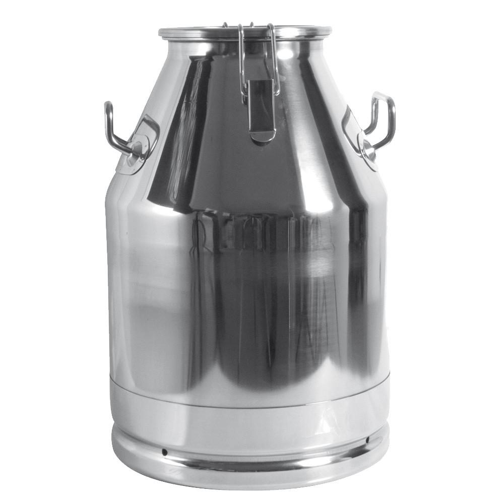 bidon lait en inox 30 litres coffia. Black Bedroom Furniture Sets. Home Design Ideas