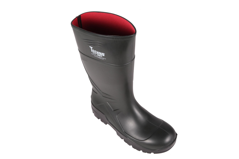 style top chaussures exclusives gamme de couleurs exceptionnelle Bottes de sécurité TECHNOBOOTS en polyuréthane avec semelle et coque en  acier S5