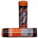 Crayon marqueur Raidex orange x10