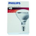 Ampoule PHILIPS IR à vis blanche 250W