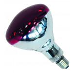 Ampoule PHILIPS IR à vis rouge 250W