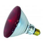 Ampoule PHILIPS IR/PAR rouge 100W