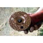 Disque de parage à gros grain, 125 mm
