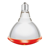 Lampe IR rouge Interheat 250W