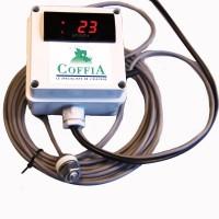 Thermomètre WH30 + Sonde 5M + Doigt