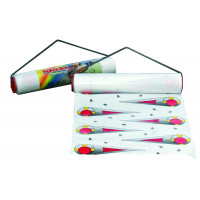 Bande attrape-mouches collante Sticky, 9m x 30cm