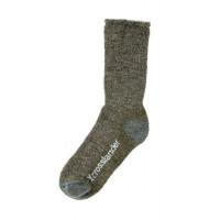 Chaussettes chaudes Hiver KAKI CROSSLANDER - Pointure 36-41