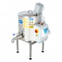 Pasteurisateur 50 litres, Mixeur intégré