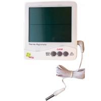Thermomètre hygromètre mini maxi