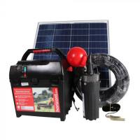 Kit pompe de prairie avec panneau solaire - Horizont
