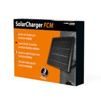 Panneau solaire, Solarcharger Luda Farm