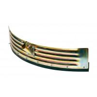 Racloir courbe à lisier 75 cm