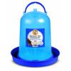 Abreuvoir bleu transparent 5L
