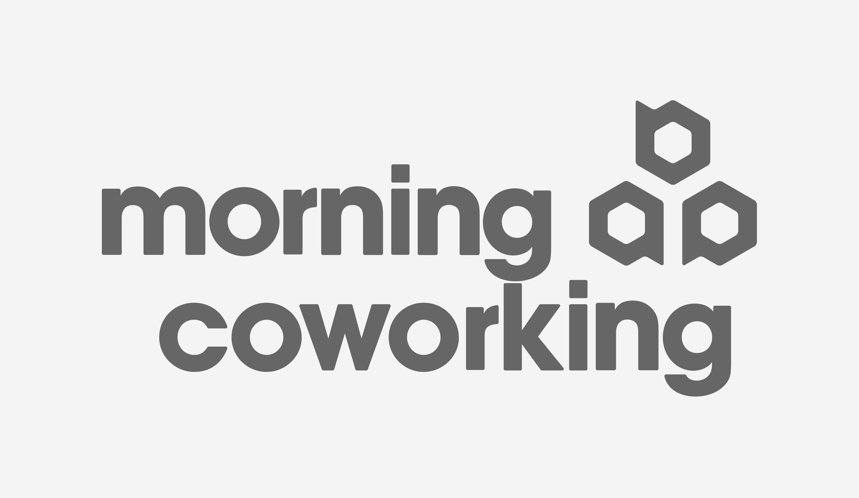logo Morning coworking