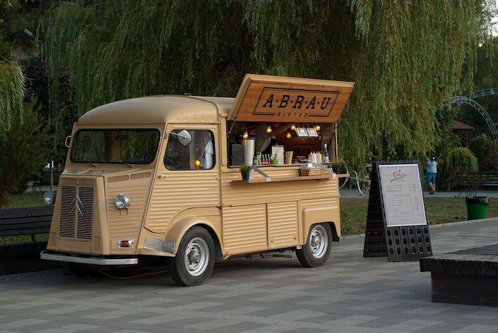 Animation entreprise : food truck