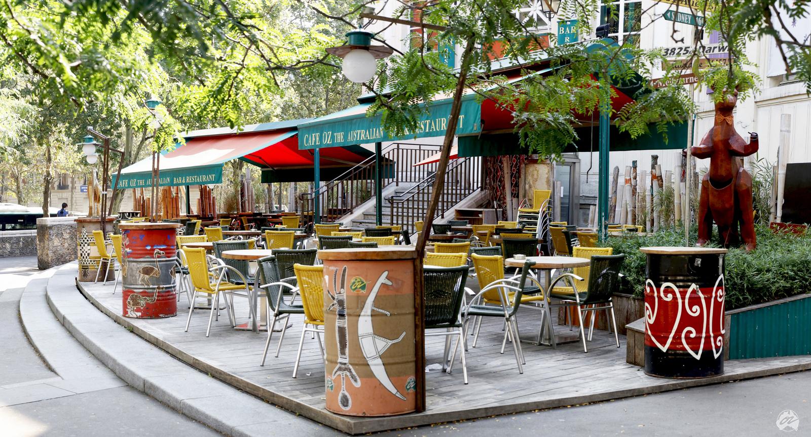 Café Oz de Denfert à Paris