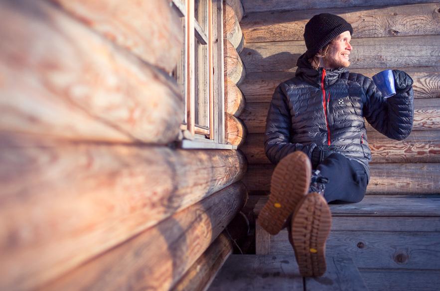 Antti Autin Statements 3: Pyhä Backcountry -elokuva on herättänyt laajasti kiinnostusta. Kuva: Jani Kärppä