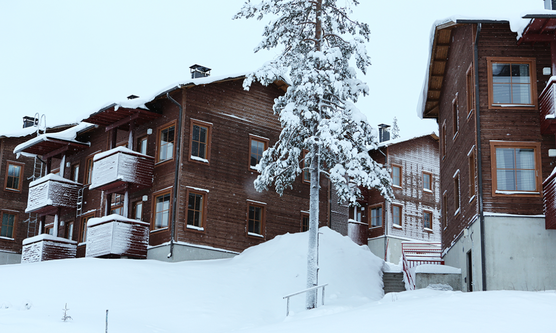 Aurinkorinne33 apartments ruka ski inn - Bank cabriolet linnen ...
