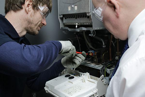 trainee gas engineer