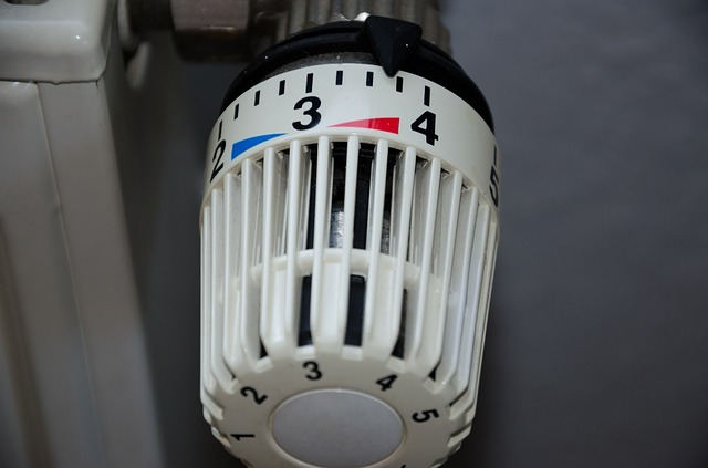 TRV to adjust heating