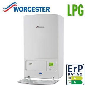 Worcester lpg boiler
