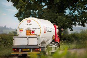 Claor LPG Lorry