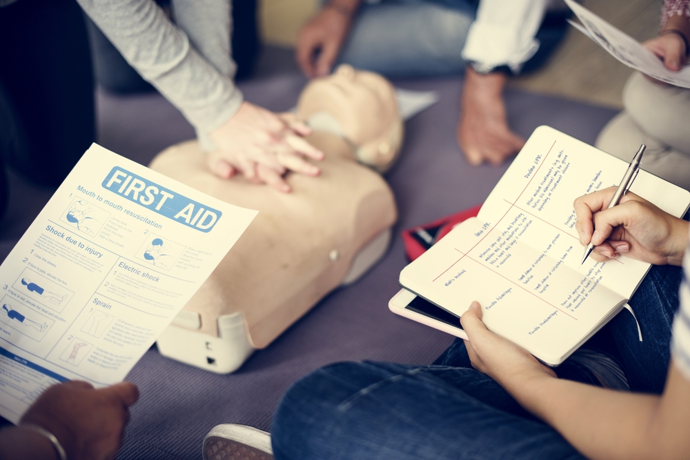 3-Day First Aid at Work Course - Featured Image