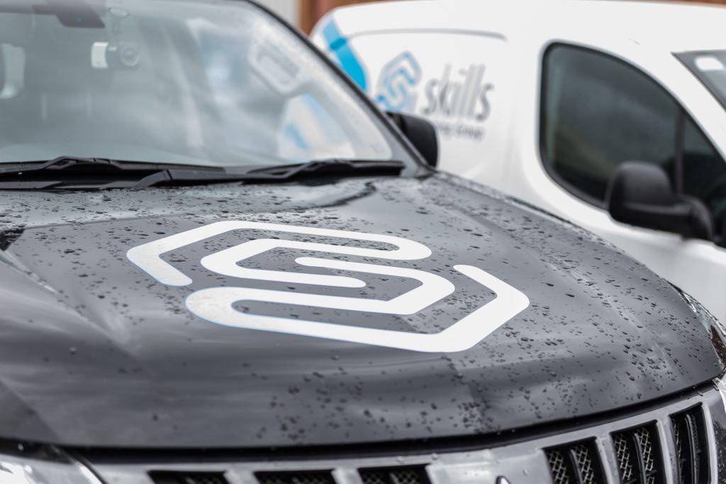 STG's vehicles