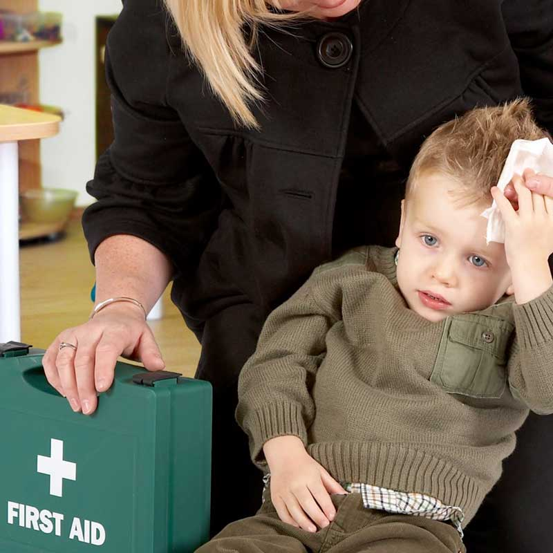Paediatric (Child) First Aid Course - Featured Image