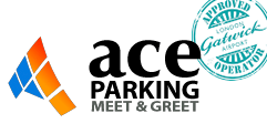 Gatwick ACE Meet and Greet logo