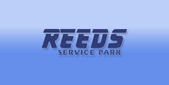 Heathrow Reeds Service Park logo