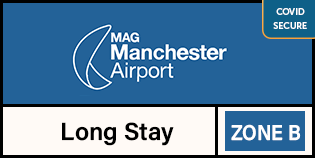 Manchester Long Stay Terminal 2 logo