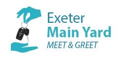 Exeter Main Yard Meet & Greet logo