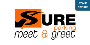 Gatwick Sure Parking Meet & Greet logo