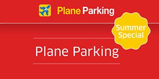 Edinburgh Plane Parking logo