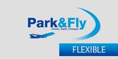 Newcastle Park & Fly logo