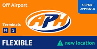 APH Gatwick logo