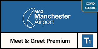 Manchester Official Meet & Greet Plus (Terminals 1 & 3) logo