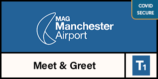 Manchester Official Meet and Greet (Terminals 1 & 3) logo